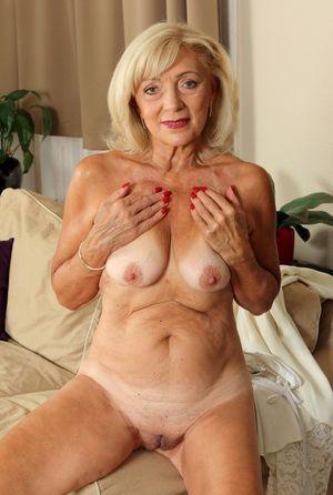 beautiful mature granny