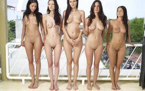 Gals nude Nude Girls