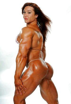 muscular pornstars