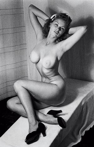 retro celebrity nudes