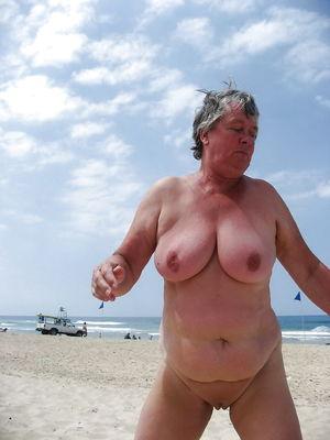 nudist granny