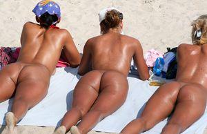 nudist butts
