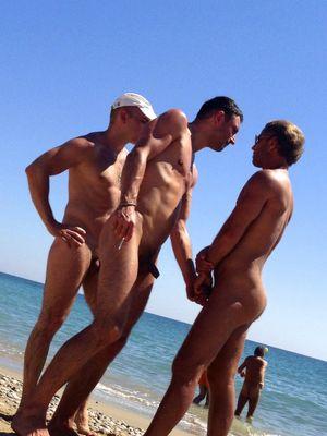 gay nudist photo