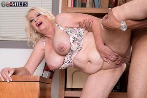 hottest granny pornstars