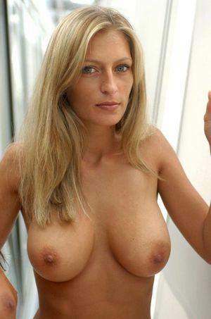 beautiful mature blonde