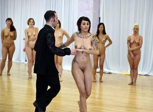 nudist dance