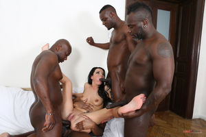 bisexual double penetration