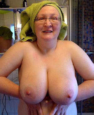 mature granny photos