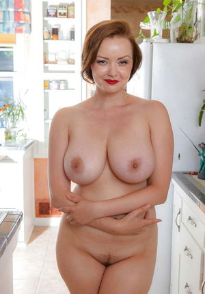 beautiful mature tits