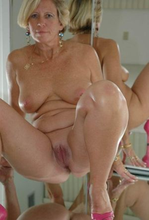 60 year old pussy
