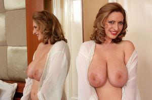 beautiful busty mature women