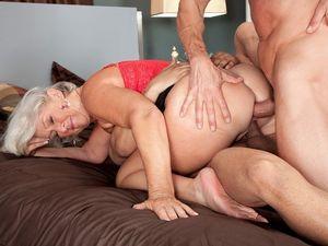 big cock mature ass