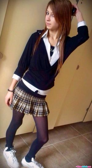 black schoolgirl fuck