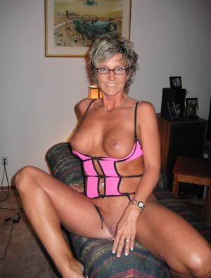 beautiful sexy mature