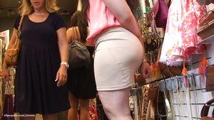 big mature tit and ass