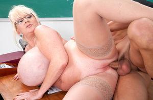 big boobs mature video