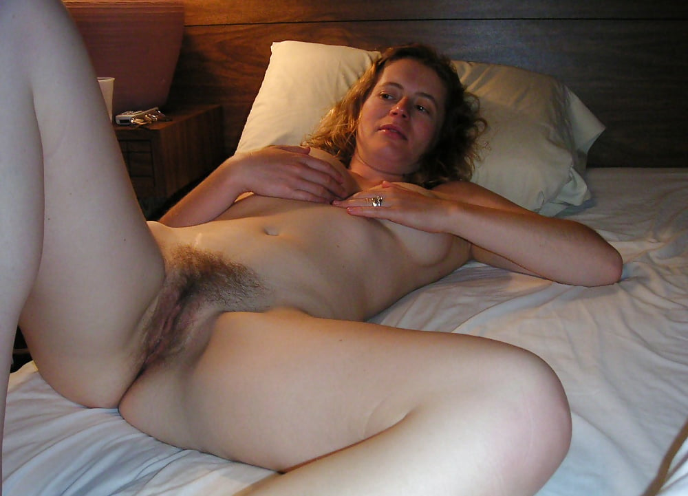 Real nude hairy mature women
