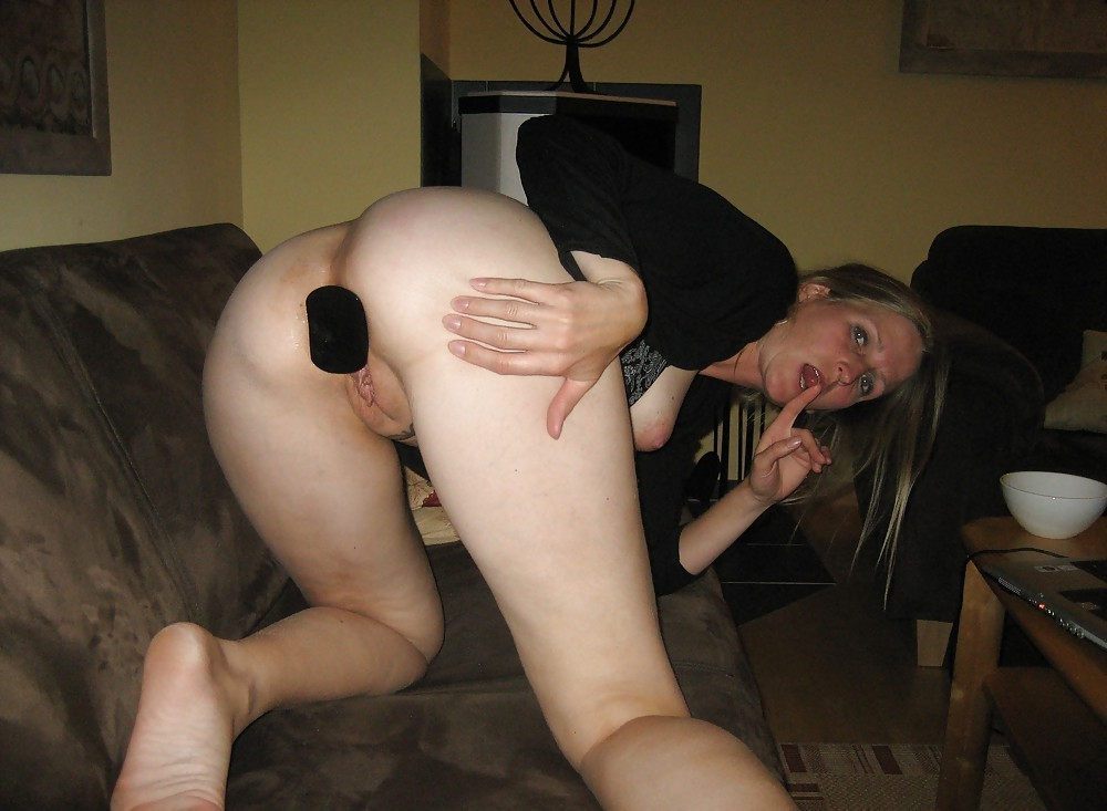 Homemade Anal Sex In Doggy Style With Sex Toys And Fisting