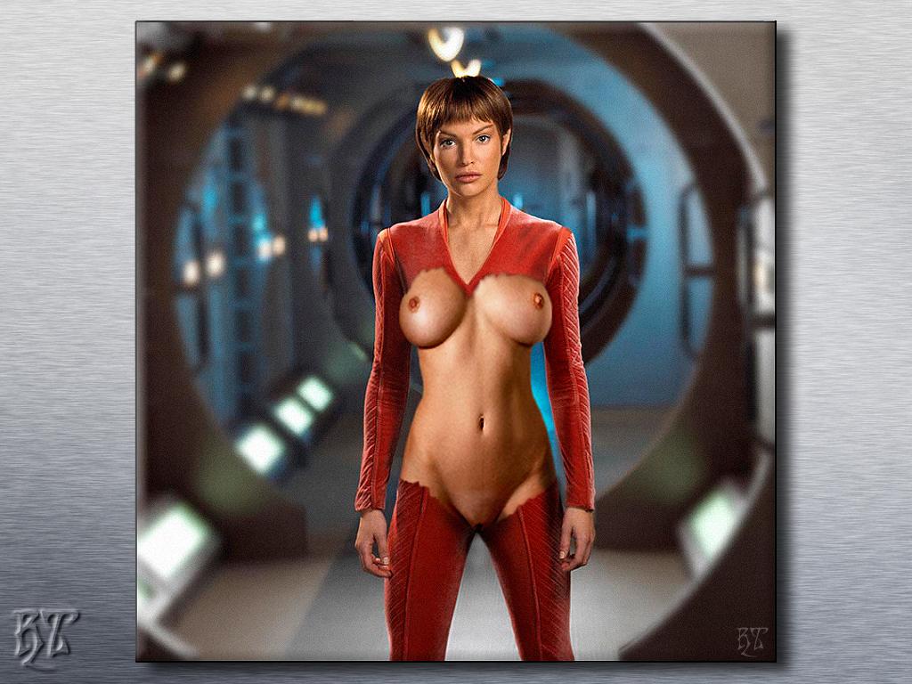 Star Trek Enterprise Jolene Blalock Nude