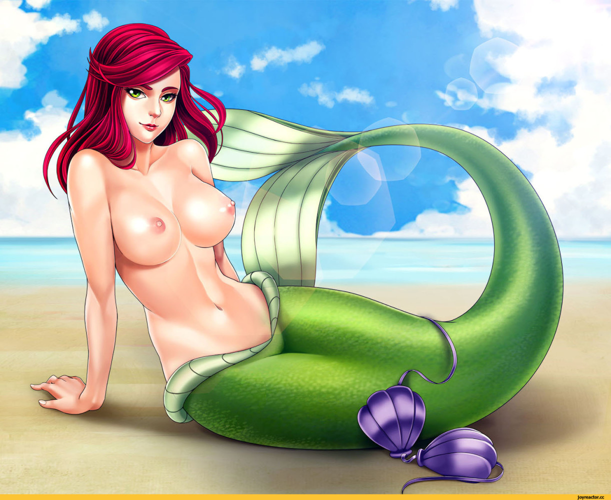 Ursula Little Mermaid Nude