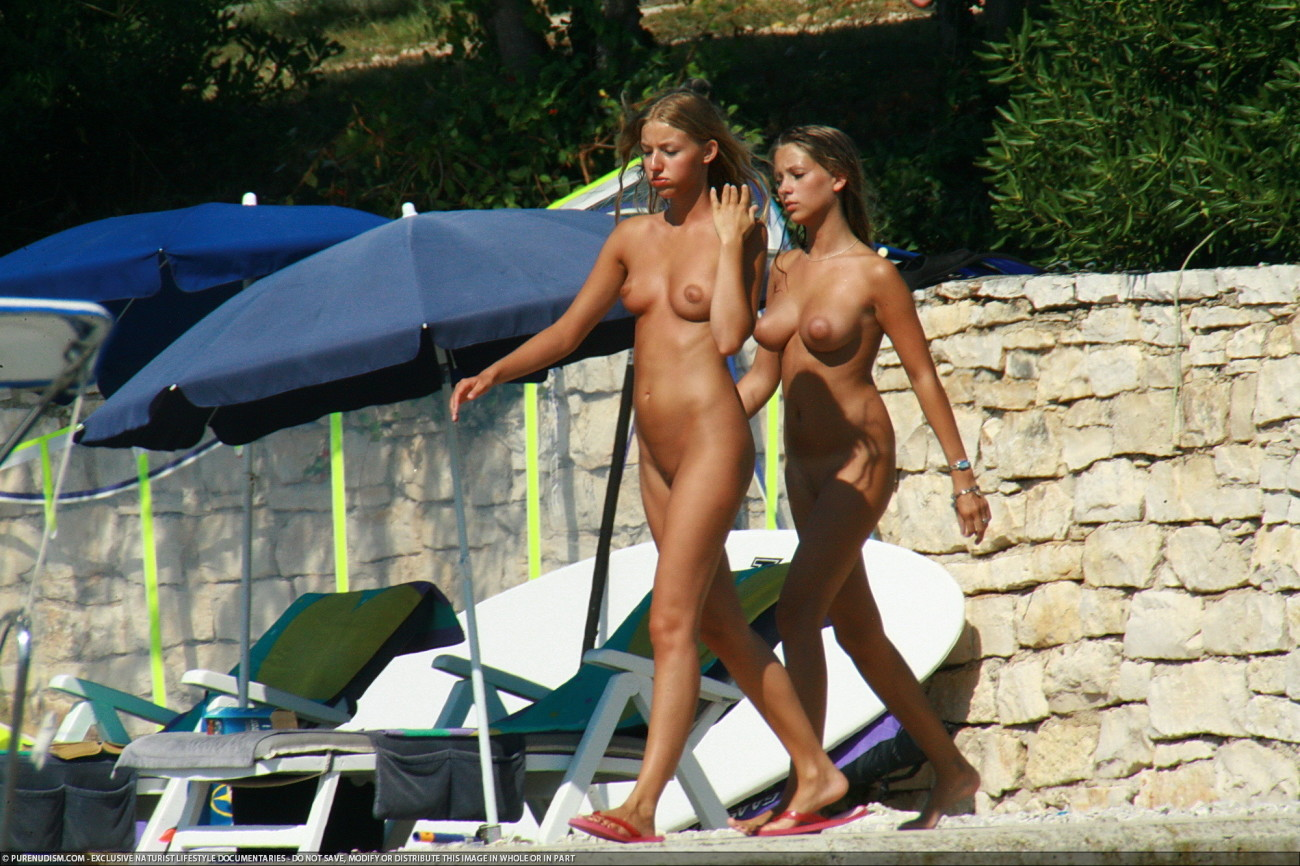 Nudist Camp Activity Exposed, Mom Sues Over Birthday Party