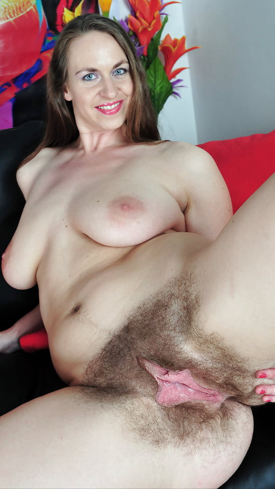 Mature Hairy Pussy Close Up